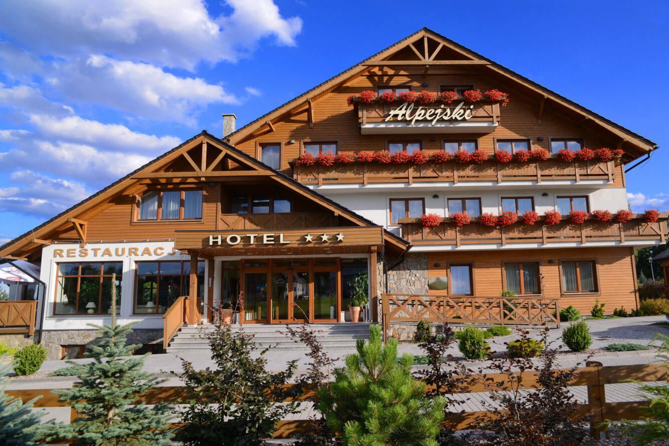 Hotel Alpejski Polanica