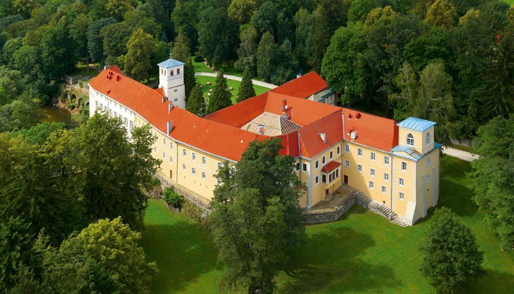 Zamek Na Skale - kotlina kłodzka