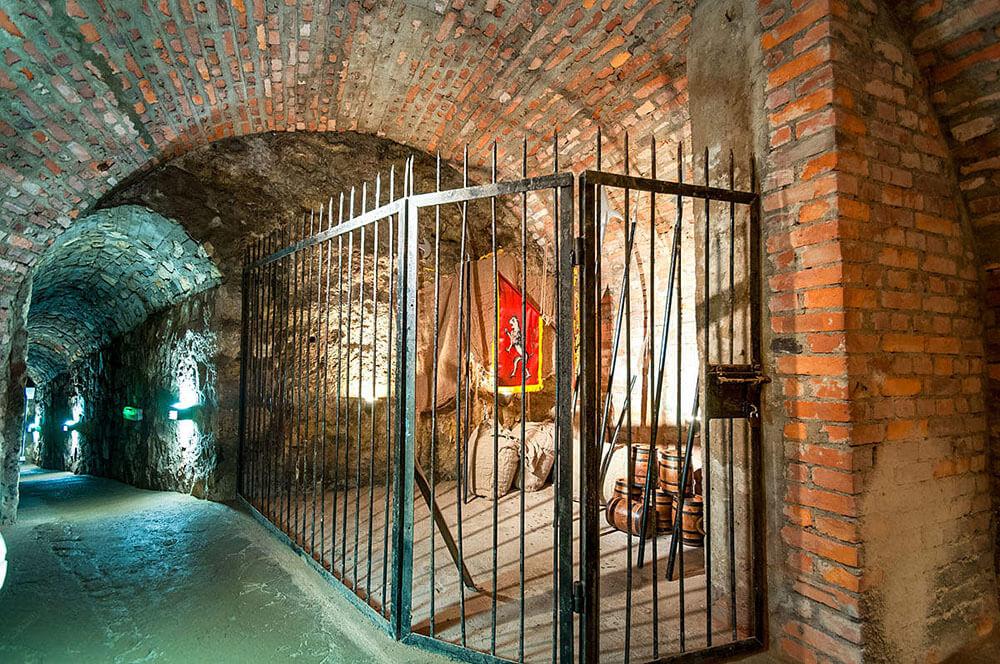podziemna trasa turystyczna w klodzku