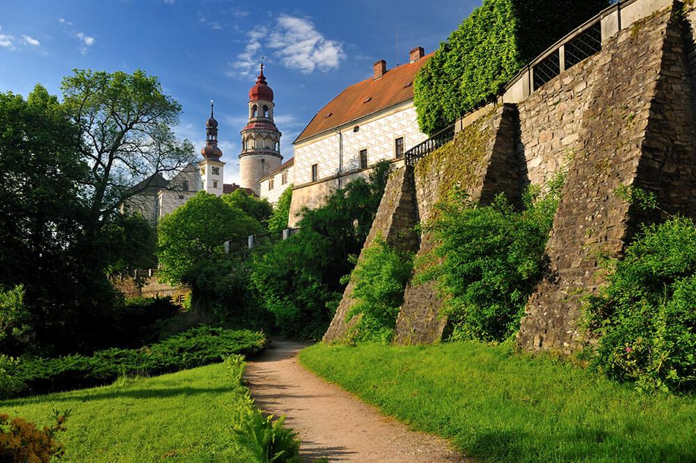 zamek nachod atrakcje w czechach
